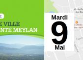 Mardi 9 mai : Atelier d'Urbanisme CITOYEN !