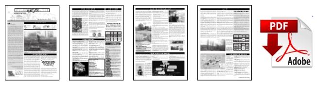 Meylan, NOTRE ville. Journal N°1. Tiré en 5200 examplaires.