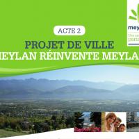 Lundi 10 avril à 18h : prochaine réunion du projet de ville